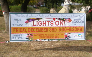 Lakeway Trail of Lights